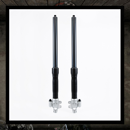 Öhlins traditional fork - black