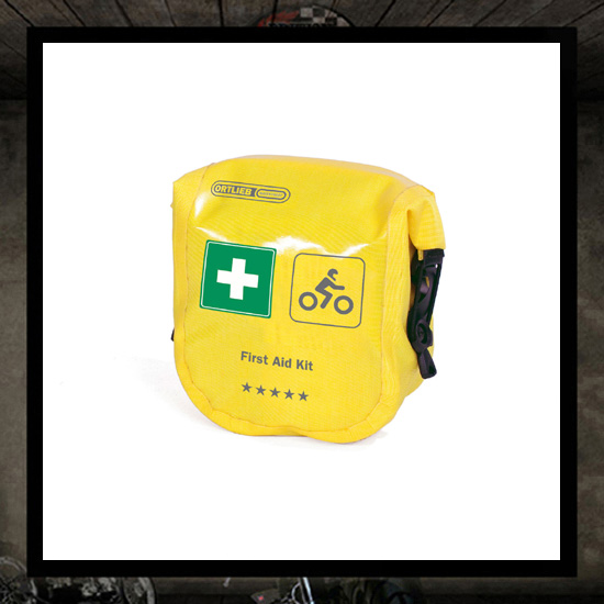 Ortlieb Waterproof First Aid Kit Motorbike