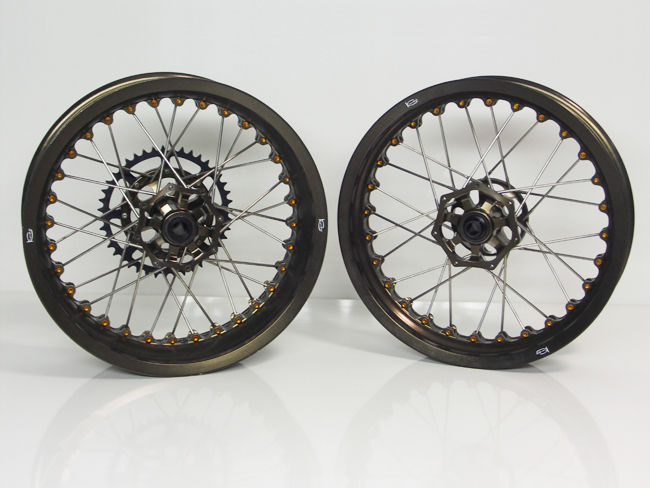 Kineo front spoke wheel Tubeless