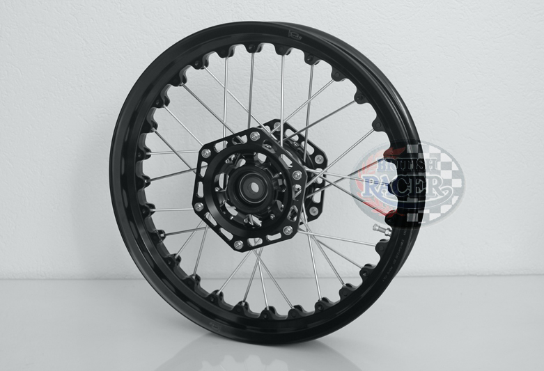 "Kineo ""Tubeless"" Aluminum Front spoke wheel"