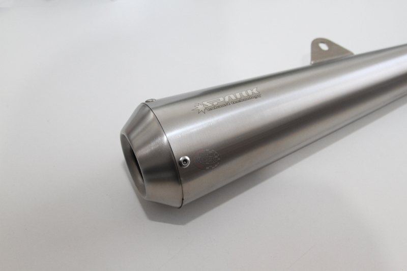 SPARK classic silencer - Universal