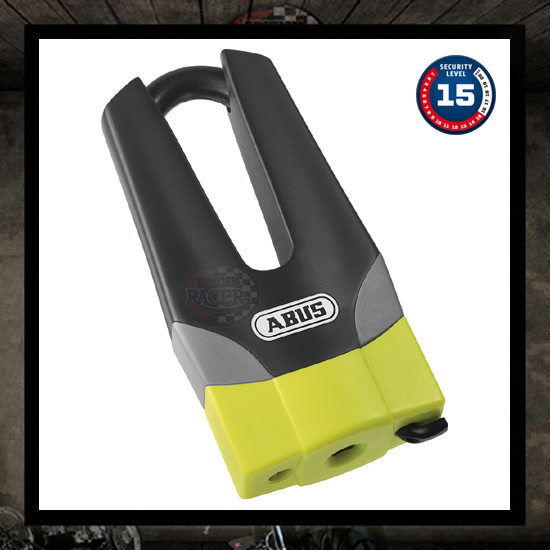 ABUS GRANIT Quick Maxi 37 disc lock - Click Image to Close