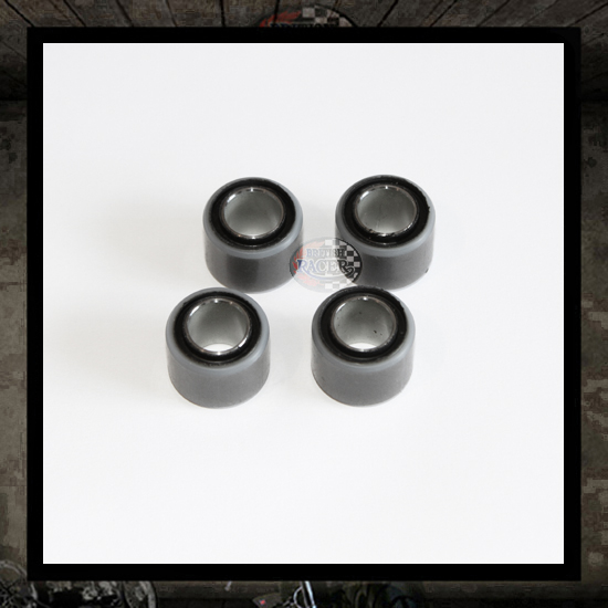 Bitubo set shock bushings (air cooled)