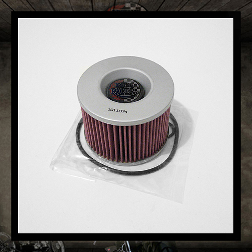 K&N oil filter three cylinder classic