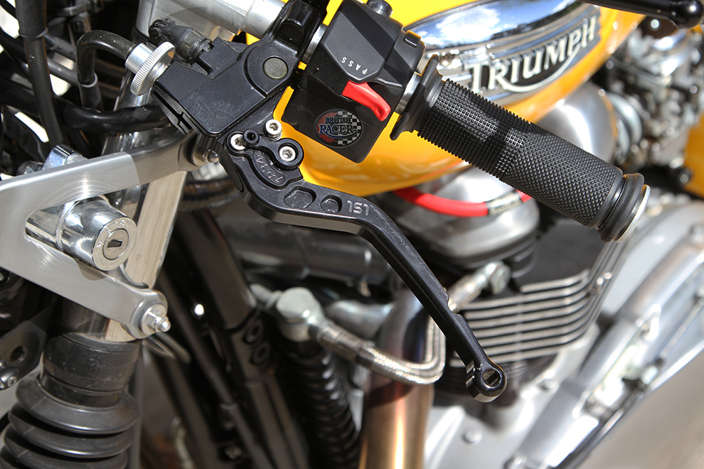 long adjustable clutch lever LSL (air cooled)
