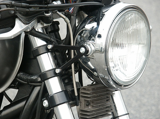 """LSL"" headlight brackets � 35>55 mm"