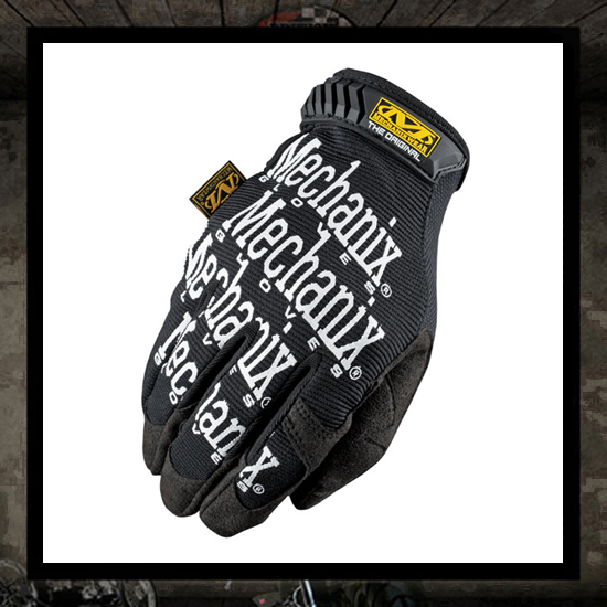 MECHANIX The Original gloves - Black/White
