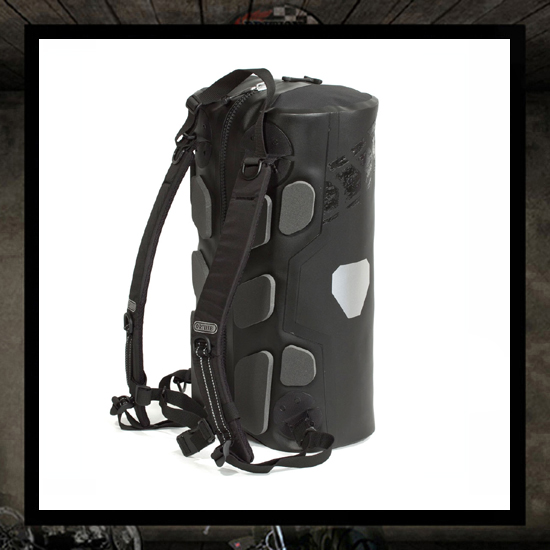 Ortlieb Waterproof MOTO D-Fender Backpack