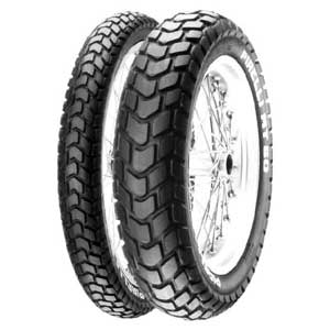 PIRELLI MT 60 - PAIR Rear + Front