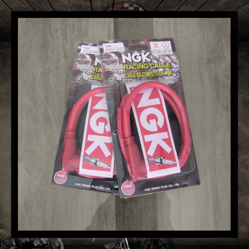 Ngk Racing Cables kit for Ducati (2 x 90�)