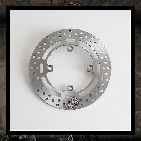 Rear brake disc NEWFREN - Bonneville/Scrambler/Thruxton