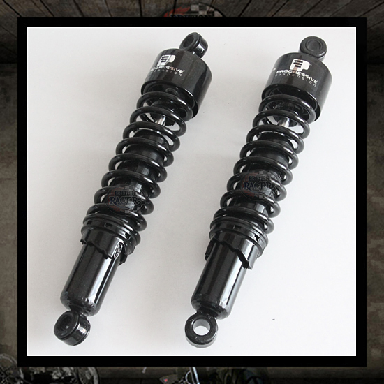 412 series Progressive rear shock absorber