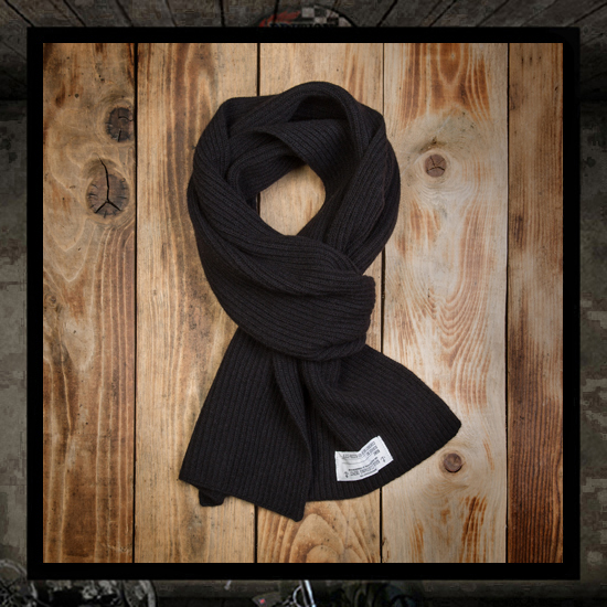 Pike Brothers 1944 USN Scarf - Black