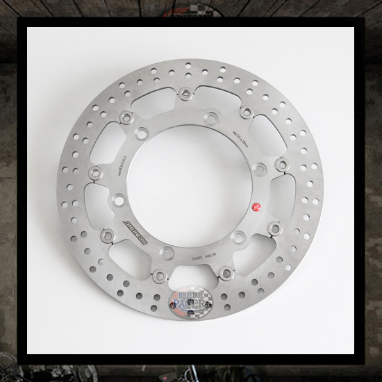 BRAKING Floating Front Rotor - Bonneville/Scrambler (310mm)