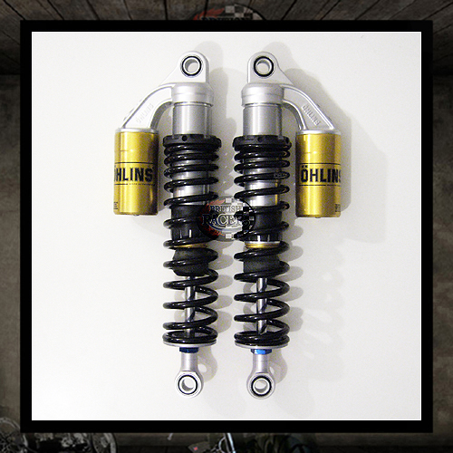 �hlins rear shock absorber TR 927 X