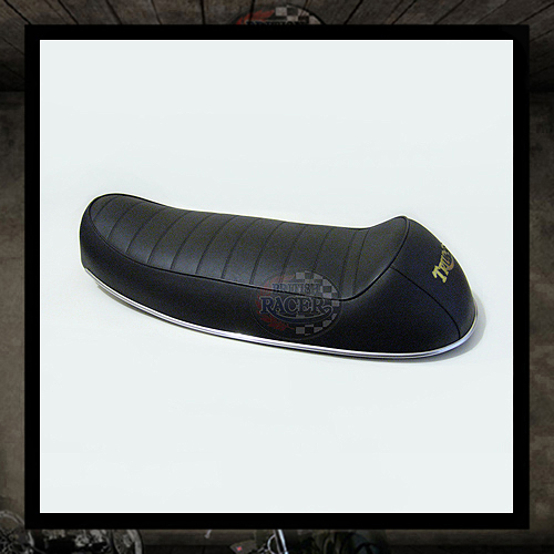 Caf� Racer seat (two place).