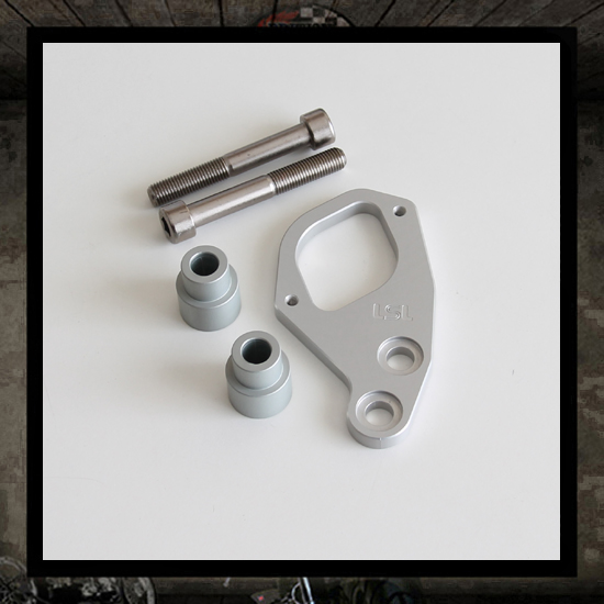 LSL Silver ignition relocation kit DX - Triumph (air cooled)