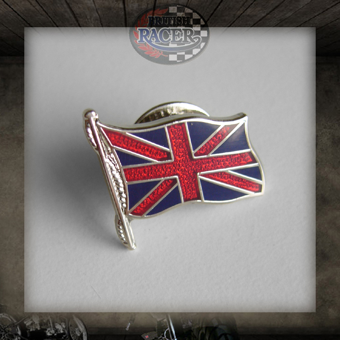 Pin badge Union Jack