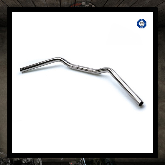 Sport-Bar Handlebars chrome � 25,4 mm LSL