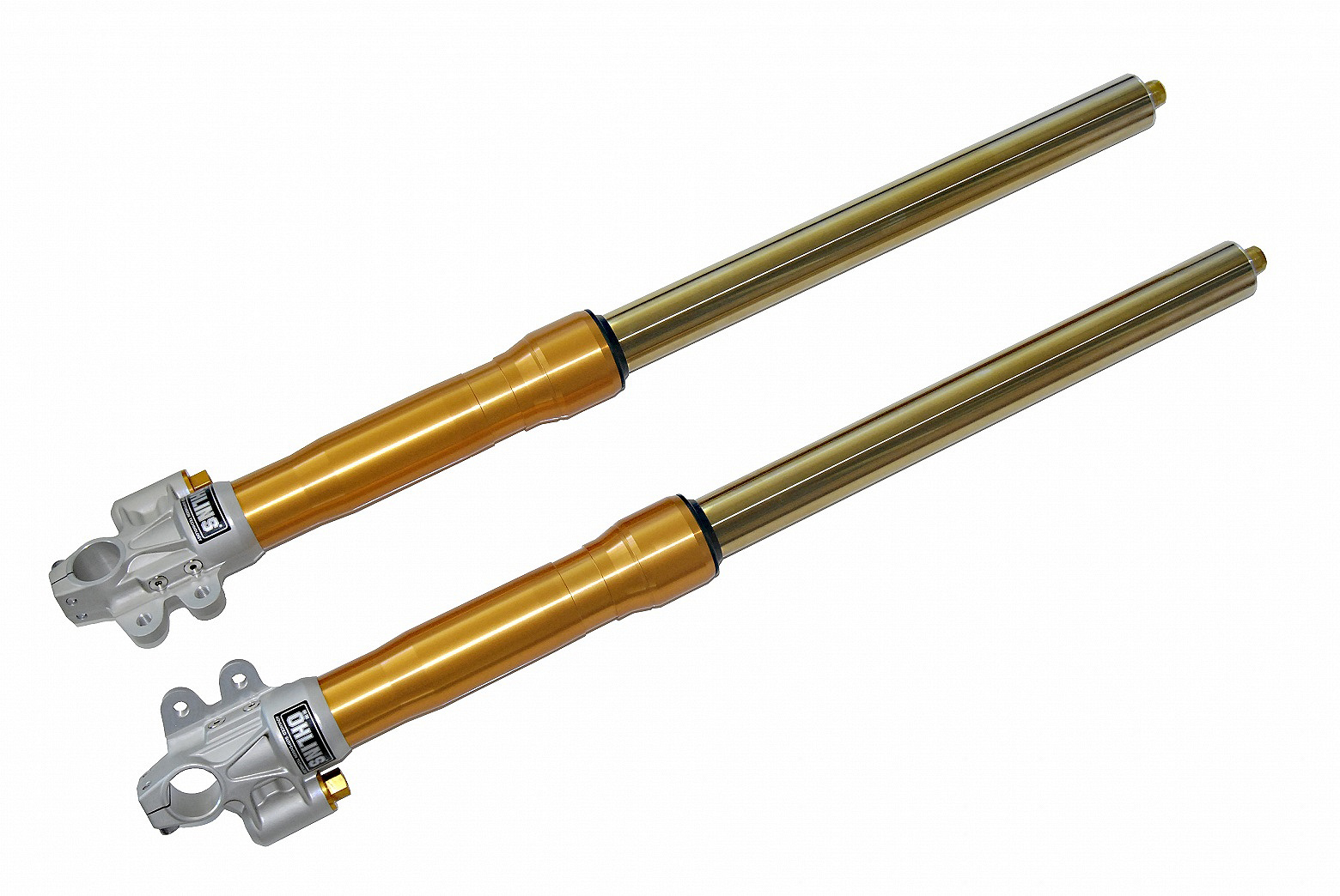 Öhlins traditional fork - gold