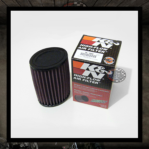 K&N air filter Bonneville-Thruxton-Scrambler