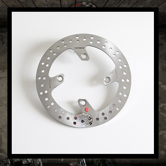 Rear brake disc BRAKING - Bonneville/Scrambler/Thruxton