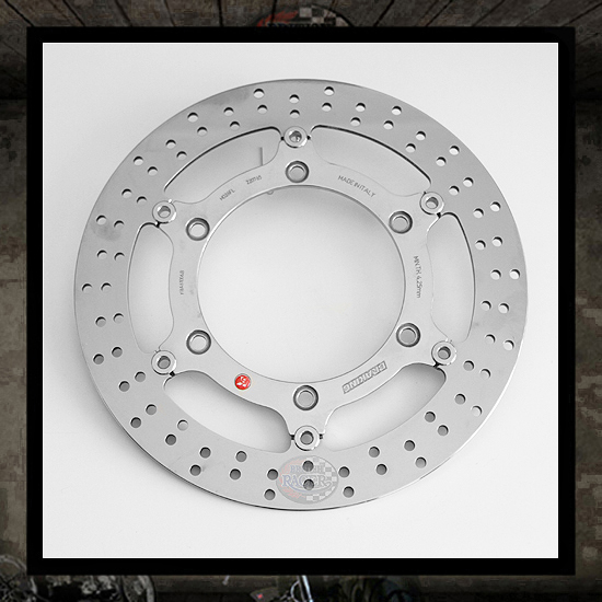 Floating front brake disc BRAKING - Thruxton
