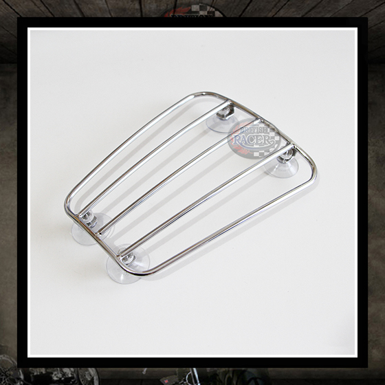 chrome tank grille