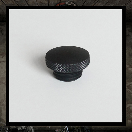 black café oil cap