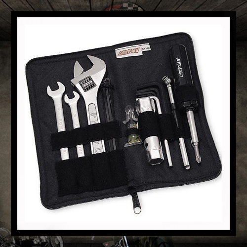 CruzTOOLS Metric Tool Kit M2