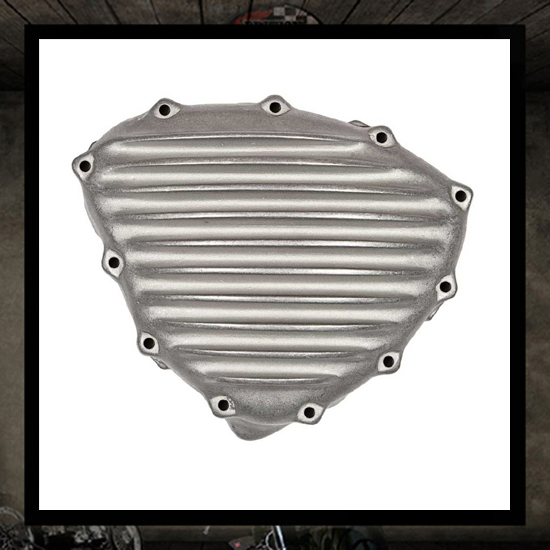 SM design Triumph stator cover - raw