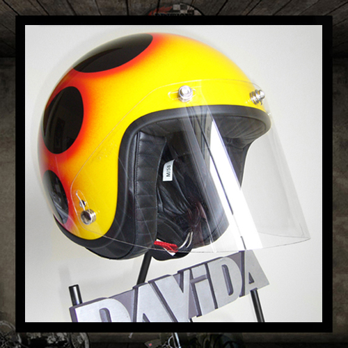 Polycarbonate visor � UV Protection