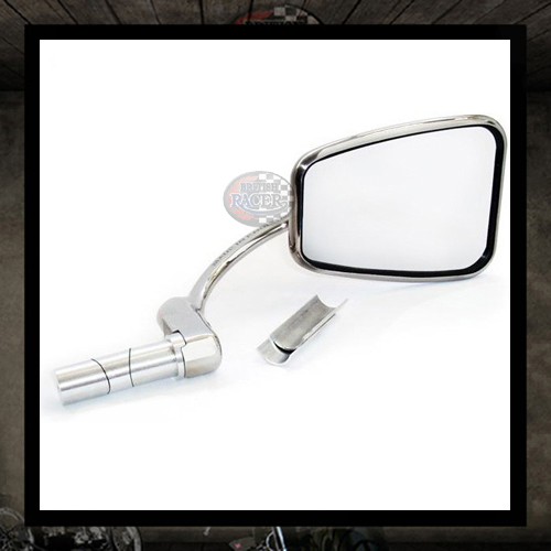 Halcyon Rectangulars Bar End mirror