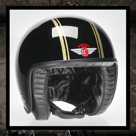 DAVIDA 80228 Black/Gold Jet