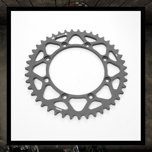 Kineo sprocket 9005 - 43 ED (air cooled)