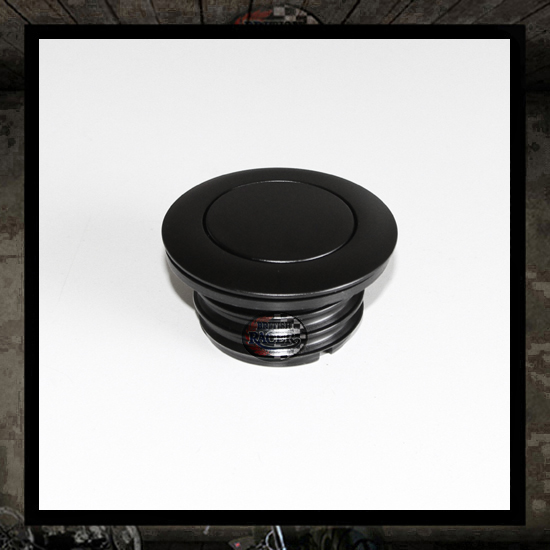 black pop-up gas cap •